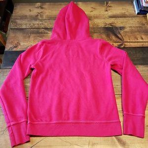 Aeropostale Tops - Aeropostale Pink Hoodie Size Large EUC